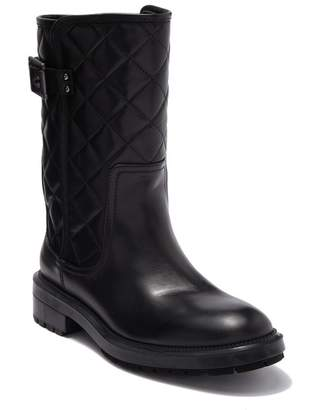 Aquatalia Larkyn Weatherproof Quilted Leather Boot
