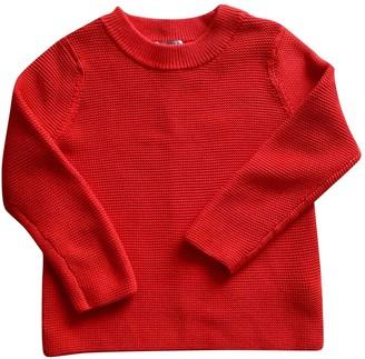 Cos Orange Cotton Knitwear for Women