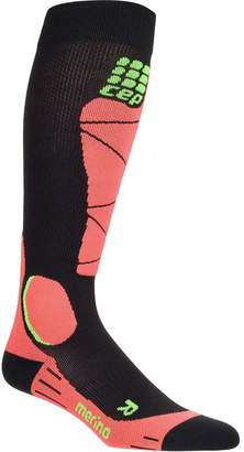 CEP Progressive Plus Ski Merino Sock - Women's