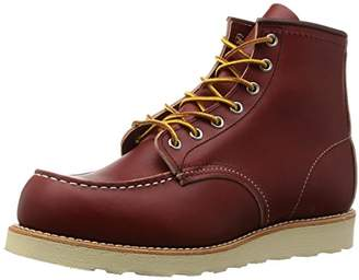 Red Wing Shoes (レッド ウィング) - [レッドウィングシューズ] RED WING SHOES ブーツ ヘリテージワーク モックトゥ 8875 BROWN(Oro Russet/7)