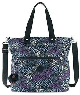Kipling Lizzie Printed Laptop Tote Bag