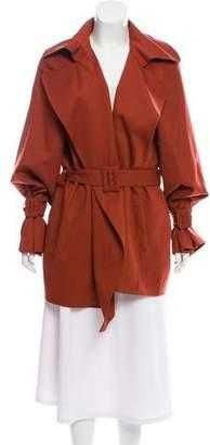Bottega Veneta Virgin Wool Trench Coat w/ Tags
