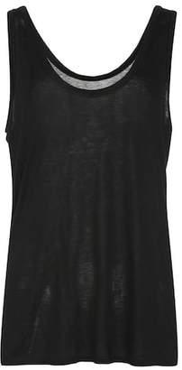 The Row Thomaston jersey tank top
