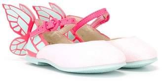 Sophia Webster Mini Chiara Mini ballerina pumps