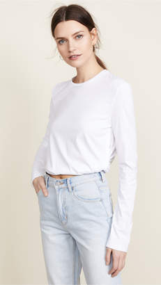 Dion Lee Twist Crop Tee