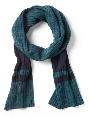 Banana Republic Ribbed Stripe Scarf