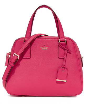 Kate Spade New York Little Babe Satchel $298 thestylecure.com
