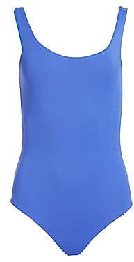 Onia Women's Kelly Scoop Back Swimsuit