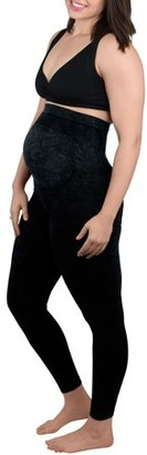 Leading Lady Maternity support leggings with Patented Back Support