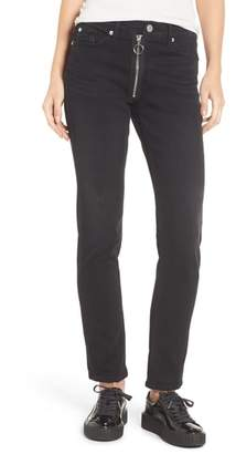Hudson Riley Relaxed Straight Fit Jeans