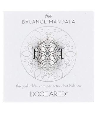 Dogeared The Balance Mandala Ring - Size 5