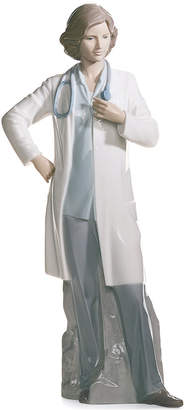 Lladro Collectible Figurine, Female Doctor