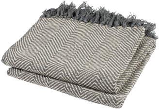 Safavieh Amada Chevron Throw Blanket