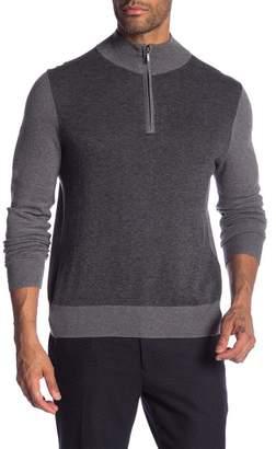 Brooks Brothers Zip Sweater