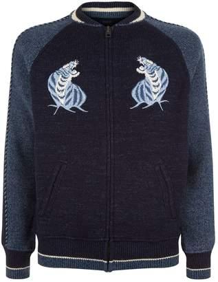 Polo Ralph Lauren Hawaii Zip-Front Sweater