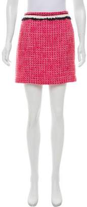 Tory Burch Knit Mini Skirt