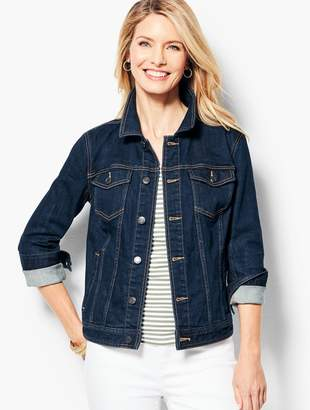 Talbots The Classic Denim Jacket - Madison Wash