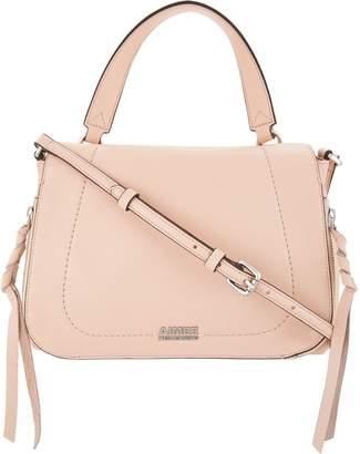 Aimee Kestenberg Leather Flap Crossbody- Lizette