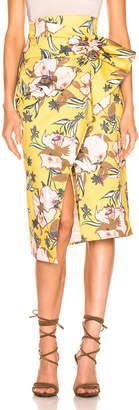 Silvia Tcherassi Guzmania Skirt