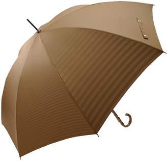 Mackintosh Philosophy (マッキントッシュ フィロソフィー) - マッキントッシュ フィロソフィー 晴雨兼用裏ボーダーMP長傘