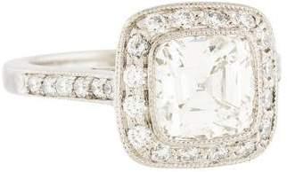 Tiffany & Co. Platinum 1.88ct Diamond Engagement Ring