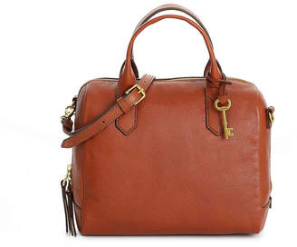 bb885d87f5603e Fossil Fiona Leather Satchel - Women's