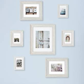 Beachcrest Home Clemence 7 Piece Mixed Profile Picture Frame Set