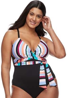 ed4ded9a377 Apt. 9 Plus Size Swimsuits - ShopStyle