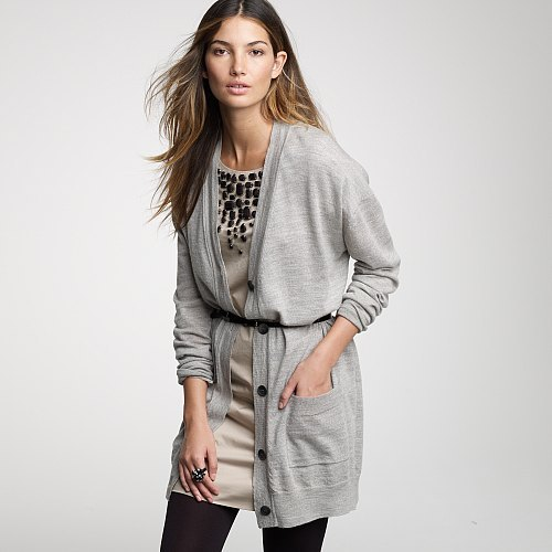 Madewell Super Slouchy Cardigan