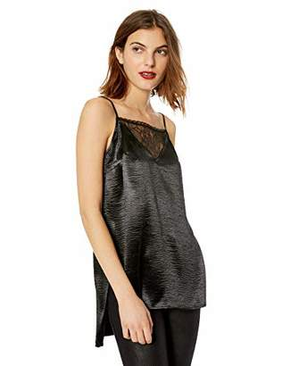 BCBGeneration Women's Lace Tunic Cami