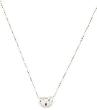Tiffany & Co. Bean Pendant Necklace $145 thestylecure.com