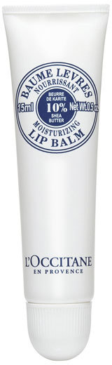 L'Occitane Shea Butter Moisturizing Lip Balm