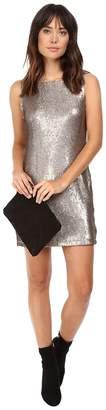 BB Dakota Penley Sequin Shift Dress Women's Dress