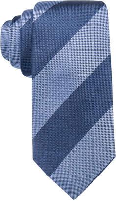 Tasso Elba Men's Santorie Stripe Tie, Only at Macy's $59.50 thestylecure.com