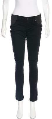Paige Low-Rise Skinny Pants