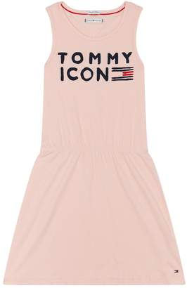 Tommy Hilfiger Icon Logo Sleeveless Dress