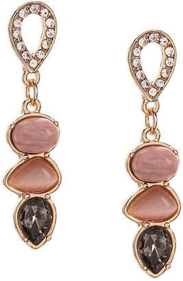 Kelly & Katie Triple Stone Drop Earrings - Women's