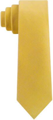 Tommy Hilfiger Little Boys Solid Cotton Necktie
