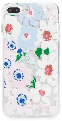 Kate Spade jewel daisy garden iPhone 7/8 & 7/8 Plus case
