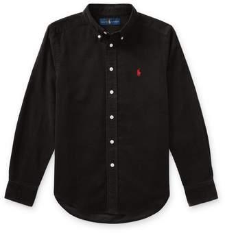 Ralph Lauren Cotton Corduroy Sport Shirt