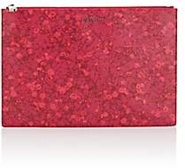 Givenchy Women's Large Zip Pouch-Fuschia Baby Breath