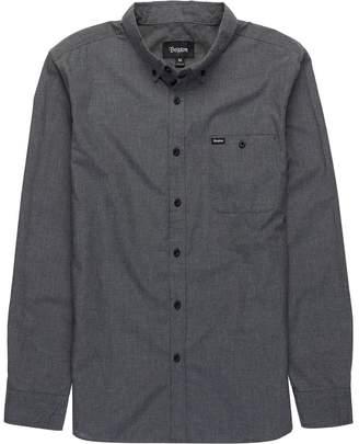 Brixton Central Woven Long-Sleeve Shirt - Men's