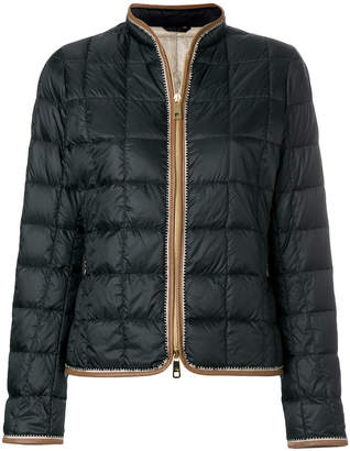 Fay cropped padded jacket