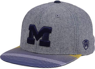 Top of the World Michigan Wolverines Tarnesh Snapback Cap