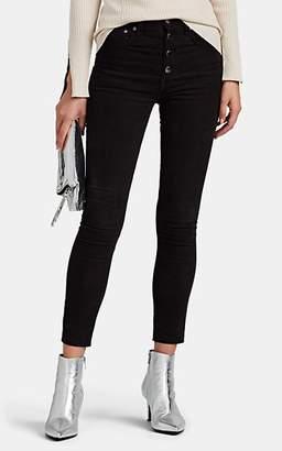 Rag & Bone Women's Rosie Cotton Corduroy Jeans - Black