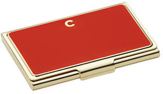 Kate Spade One In A Million Initial Business Cardholder C