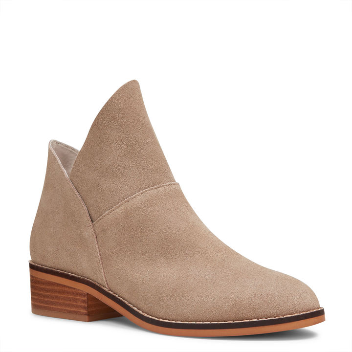 Nine West Jeriko Suede Booties