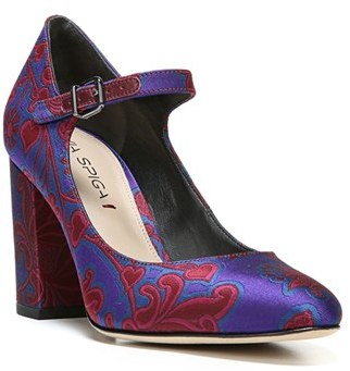 Women's Via Spiga 'Deanna' Mary Jane Pump $195 thestylecure.com