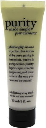 philosophy 1Oz Purity Made Simple Pore Extractor Exfoliating Clay Mask