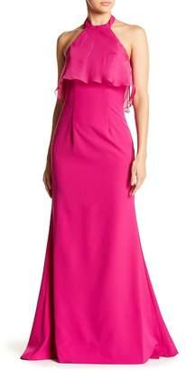 JS Boutique Sleeveless Halter Dress